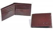 100% Geniune Argentinean Leather Billfold Wallet For $65