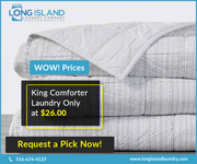 Office Employee Dry Cleaning Services in Long Island!