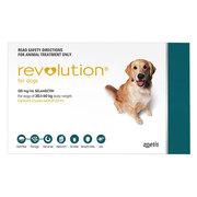 Buy Revolution Flea Spot-on For Dogs Online