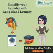 For exclusive laundry services in Glen Cove,  visit Long Island Laundry