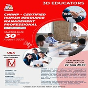 Certified Human Resource Management Professional Training