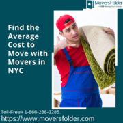 Find the Average Cost to Move with Movers in NYC