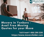 Movers in Yonkers - Avail Free Moving Quotes for your Move