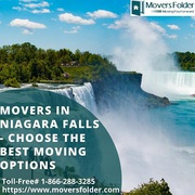 Movers in Niagara Falls - Choose the Best Moving Options