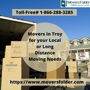 Movers in Troy for your Local or Long Distance Moving Needs
