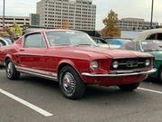 1967 Ford Mustang GTA Fastback GTA FASTBACK