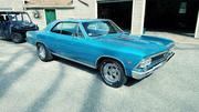 1966 Chevrolet Chevelle SS396 138 vin 4 speed