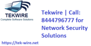 Tekwire - 844-479-6777 - Network Security Solutions