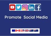 Promote Social Media