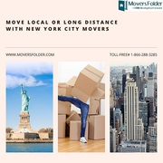 Move Local or Long Distance with New York City Movers