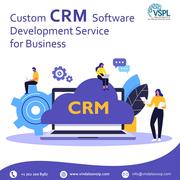 VSPL Provide Custom CRM Software Development Service for Business