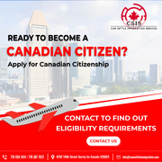 Canadian Citizenship Application Services   Eligibility Requirements
