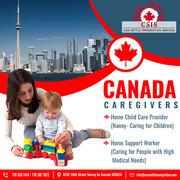 Caregiver Program in Punjab for Caregiver or Nanny to Canada