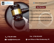 Best Personal Injury Attorney In Brooklyn NY - Law Offices of Mark Bra