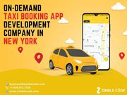 On-Demand Taxi Booking App Development Company in New York