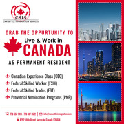 Apply for Permanent Residence: Canadian Citizenship Application