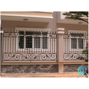 Vietnamese Manufacturer Of Cheap Galvanized Wrought Iron Fence Panels