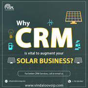 Why CRM is Vital to Augment your Solar Business?