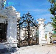Vietnamese Manufacturer Of Wrought Iron Gates For Houses,  Villas