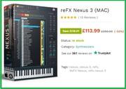reFX Nexus 3 Only £113.99