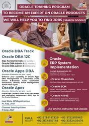 oracle training program in karachi 2021