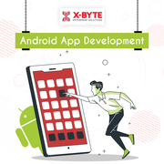 Android App Development Company in USA | Mobile App | X-Byte