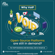 Why VoIP Open-Source Platforms are still in demand?