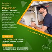 Certified Plumber Training