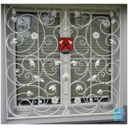 Luxury Wrought Iron Window Grills - Latest Iron Window Frame Designs