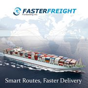 Ocean Freight Forwarding Services   Sea Freight - Faster Freight
