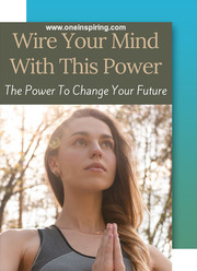 One Inspiring Book - Clear | Wire your mind with power of meditation