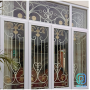 Vintage Wrought Iron Window Frames With Reasonable Prices