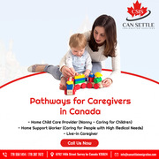 Pathways for Caregivers in Canada from Punjab,  Haryana,  Chandigarh