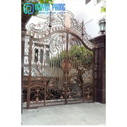 Top-selling Wrought Iron Main Gate Models