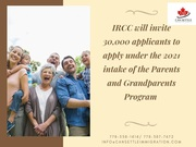 IRCC Invite 30000 Applicants   BC PNP Express Entry Applications