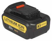 20V 5.0Ah Dewalt DCB205 Cordless Drill Battery