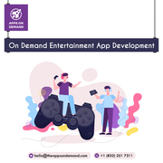 On Demand Entertainment App | Startup Apps for Entertainment | AOD