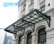 Luxury Wrought Iron,  Laser Cut Canopy Awnings