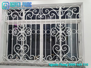 For Sale Vintage Wrought Iron Window Grills
