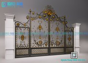 Best Manufacturer Of Luxury Wrought Iron Gates For House,  Villa