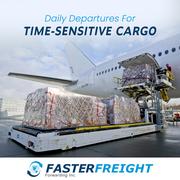 International Air Freight Forwarding | Faster Freight