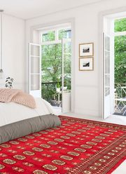 Shop Traditional Style Bokhara Rugs From ECARPET GALLERY!
