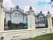 Wrought Iron Garden Fencing,  Fence Panels For Decoration