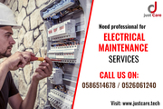 Light Installation Service in Dubai    Electrical Maintenance Services