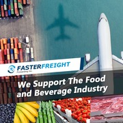 Food & Beverages By Air Freight | Air Shipping Company