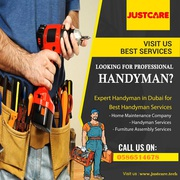 Why Need to Hire Handyman in Dubai for Handyman Services?