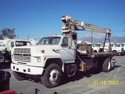 USED 1989 FORD F800 Trucks For Sale