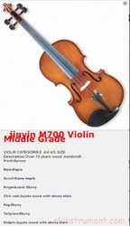 okinstrument Wholesale violin free shipping accept paypal